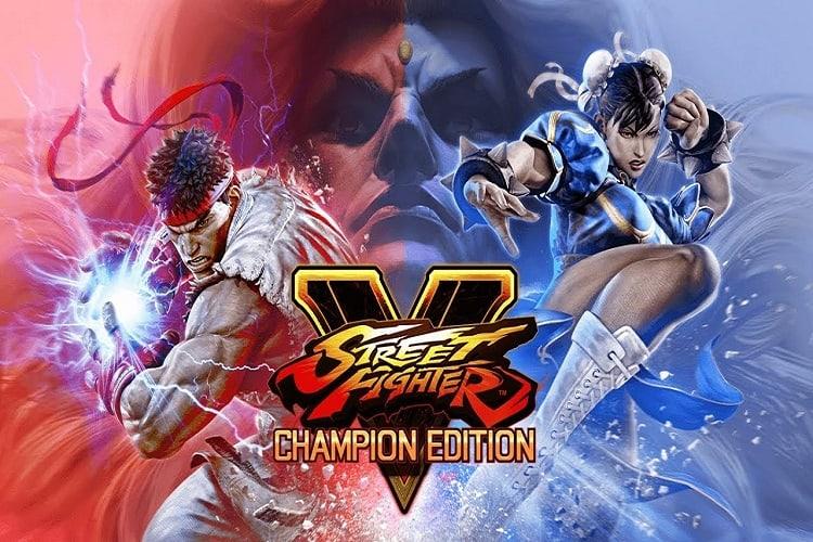 Game Street Fighter V