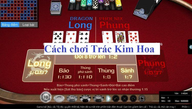 Game Trac Kim Hoa