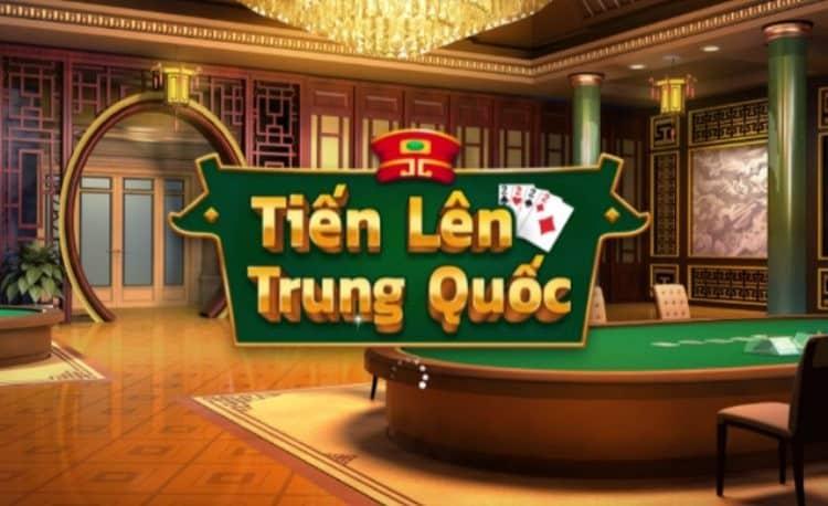 Tien len Trung Quoc